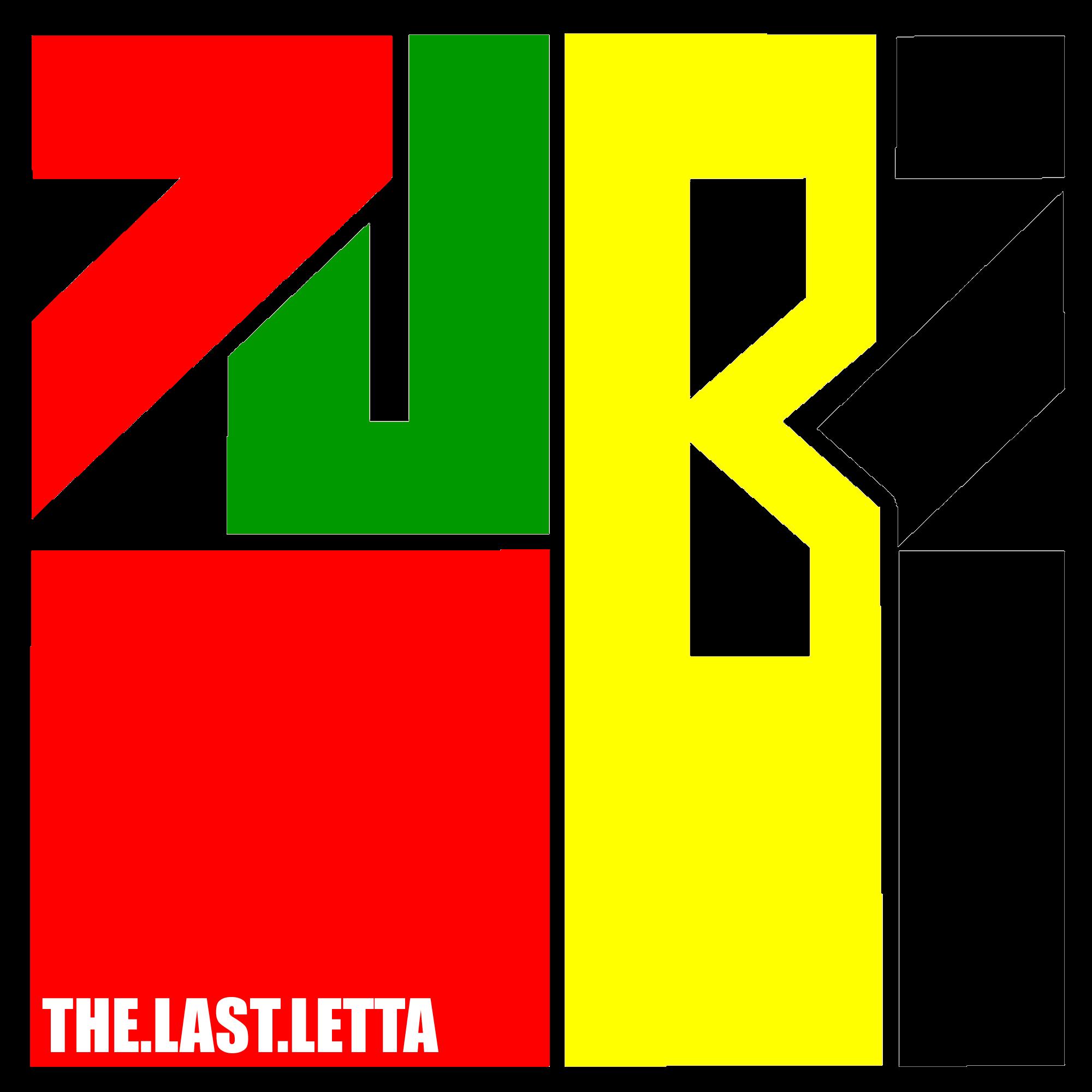 Zubz - The Last Letta